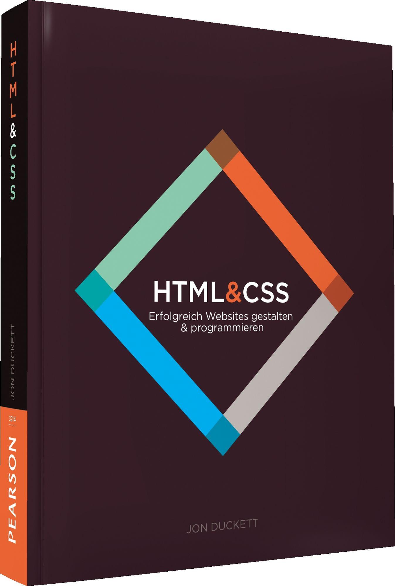 HTML & CSS - Erfolgreich Websites gestalten & p...