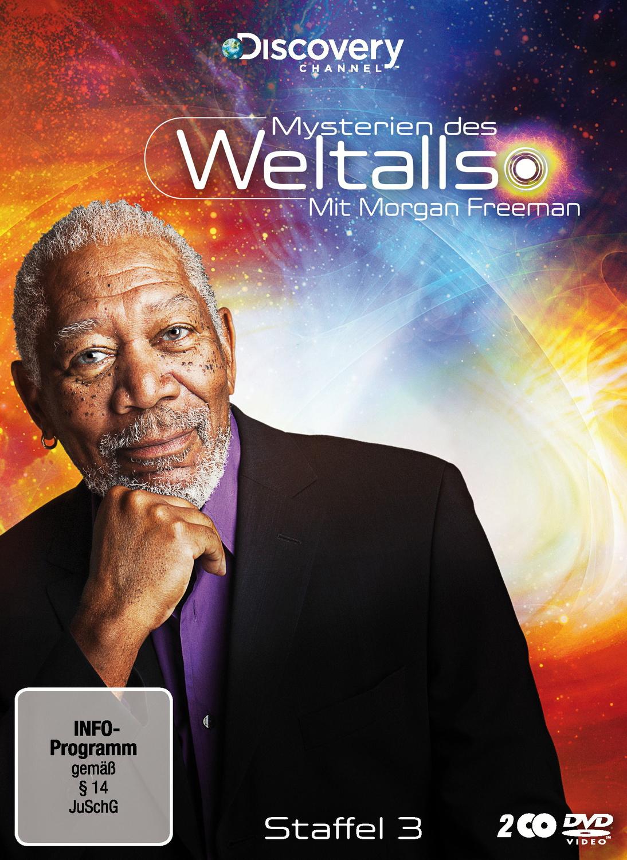 Mysterien des Weltalls - Staffel 3 [2 DVDs]