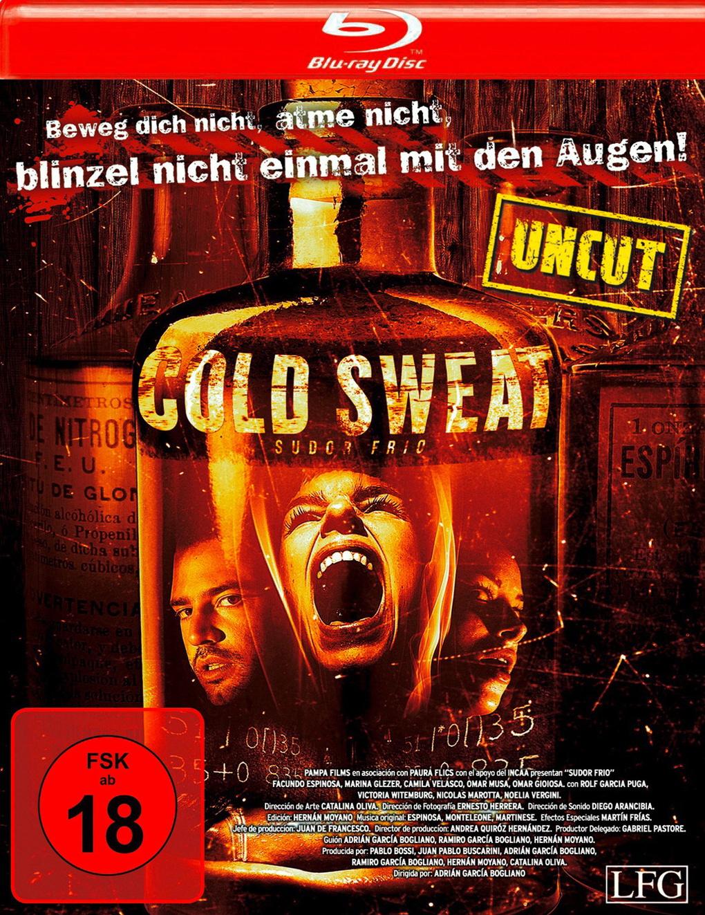 Cold Sweat [Uncut]
