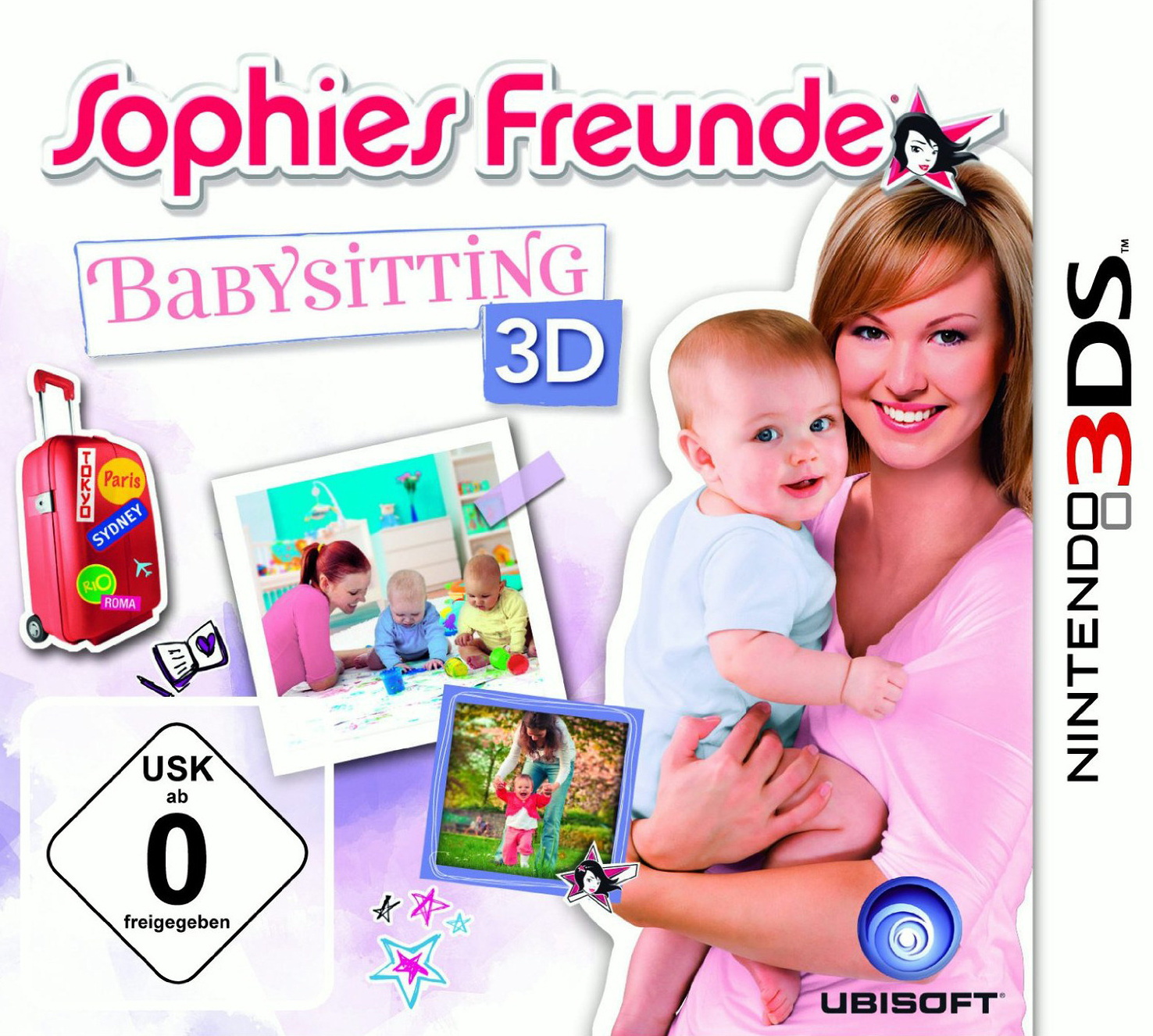 Sophies Freunde - Babysitting 3D [Software Pyramide]