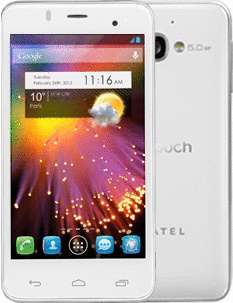 Alcatel 6010D One Touch Star 4GB white