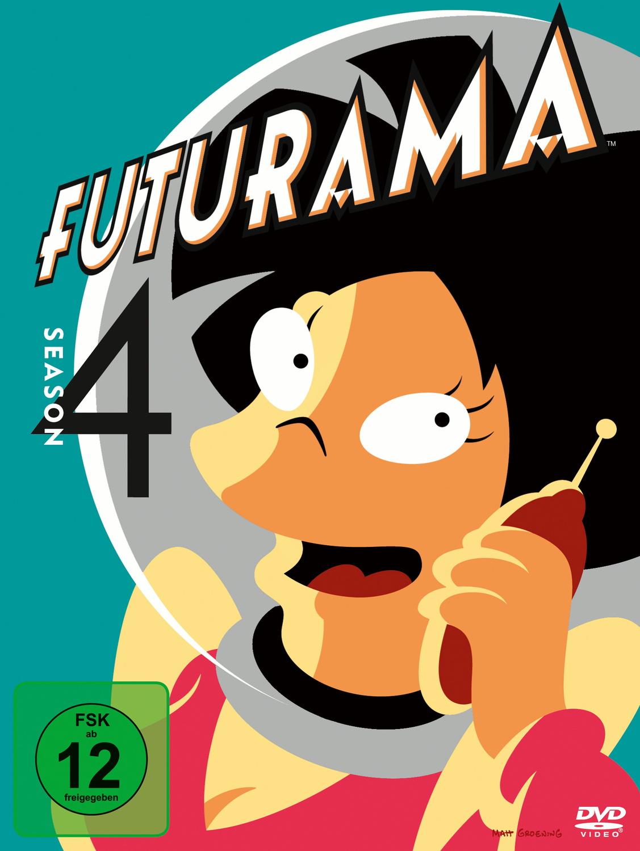 Futurama - Season 4 [4 DVDs]
