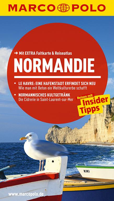 MARCO POLO Reiseführer Normandie - Karakoc, Errol Friedhelm