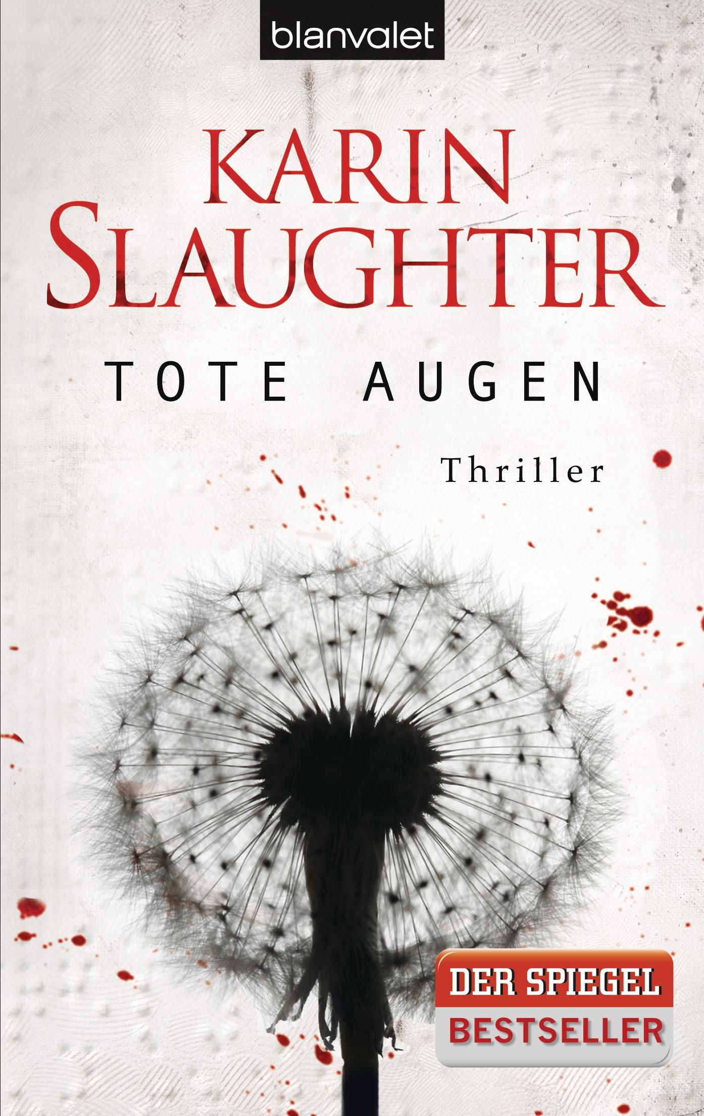 Tote Augen - Karin Slaughter