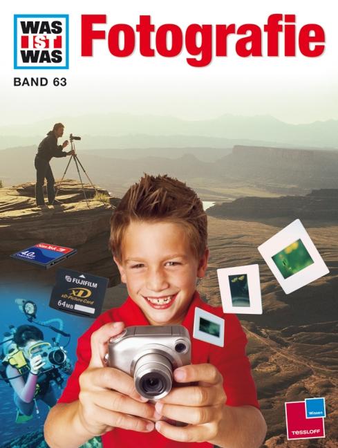 Was ist Was: Foto, Film, Fernsehen - Band 63 [A...