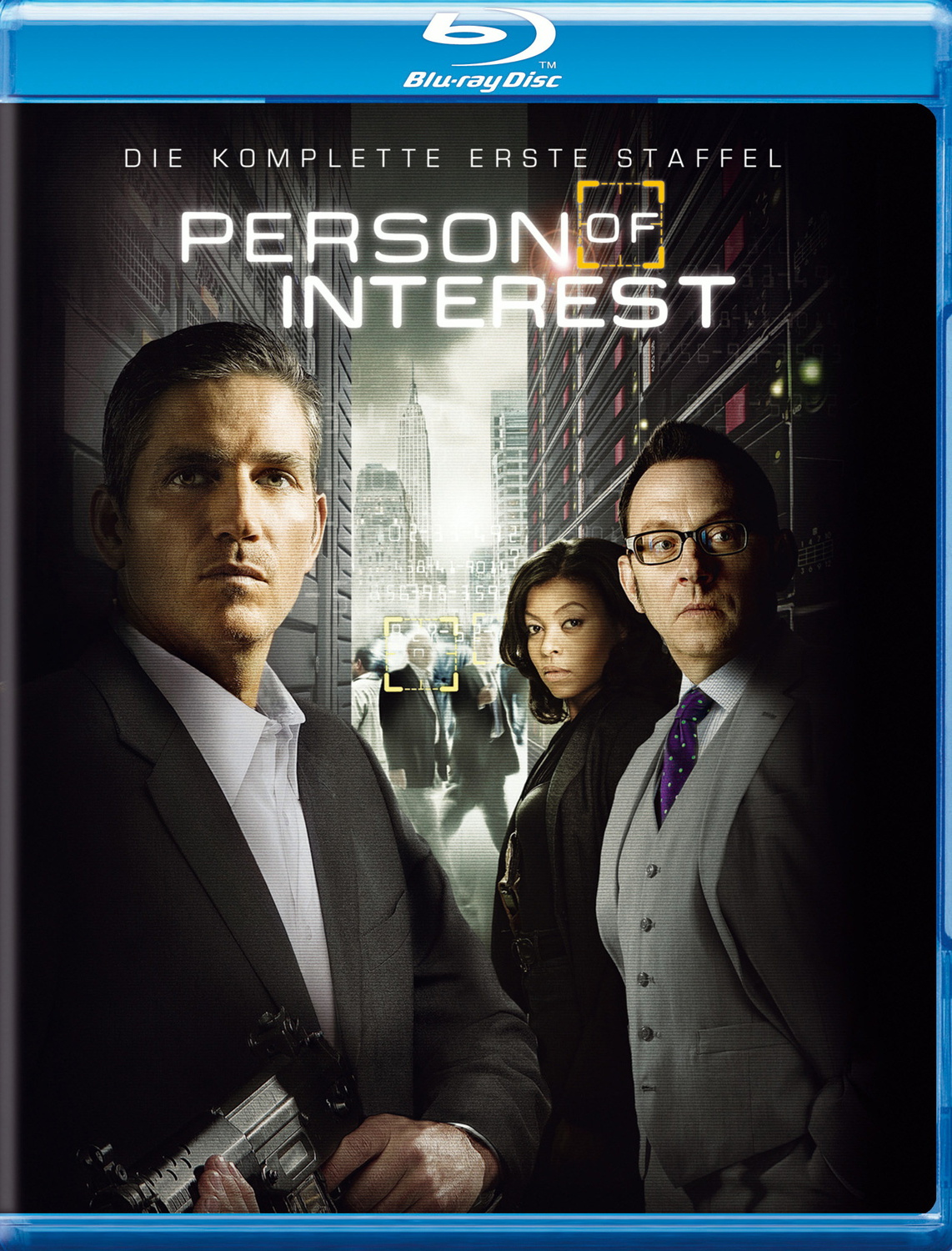 Person of Interest: Staffel 1