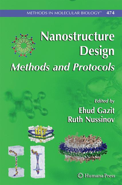 Nanostructure Design: Methods and Protocols: Pr...