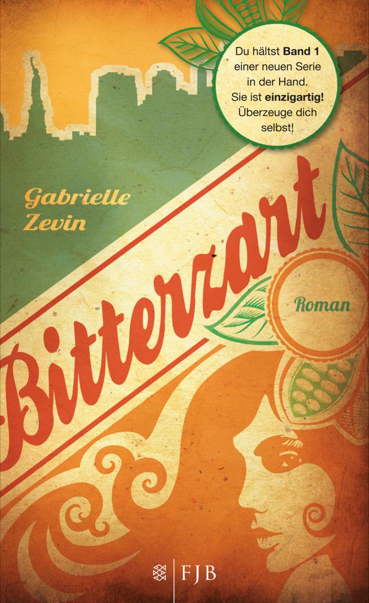 Bitterzart - Gabrielle Zevin