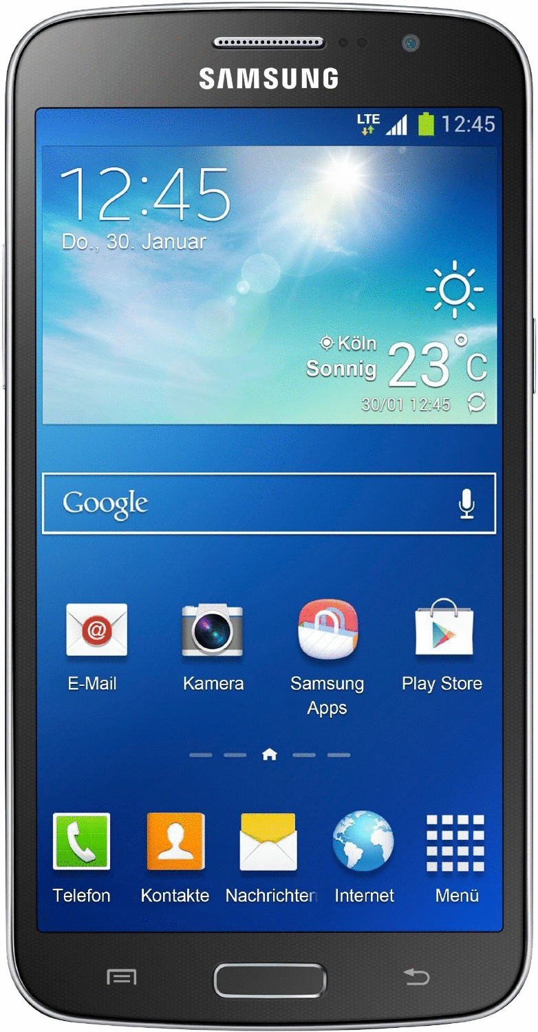 Samsung G7105 Galaxy Grand 2 8GB schwarz