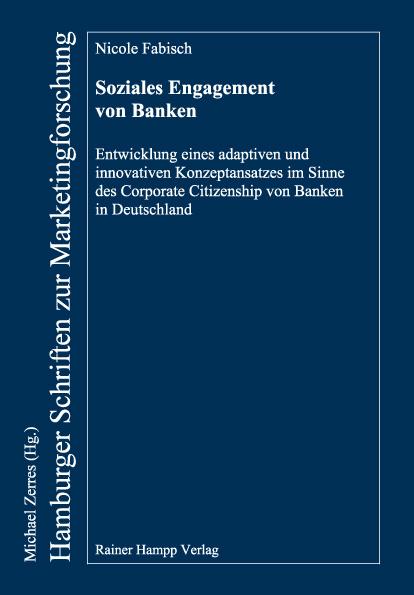 Soziales Engagement von Banken: Entwicklung ein...