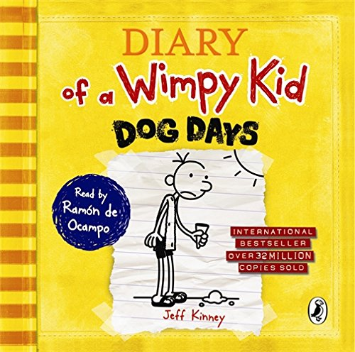 Diary of a Wimpy Kid: Book 4 - Dog Days - Jeff Kinney