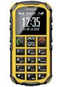 Emporia V33i_001_O Solid plus Handy (4,6 cm (1,8 Zoll), OLED Display, Bluetooth, Dualband-GSM) gelb