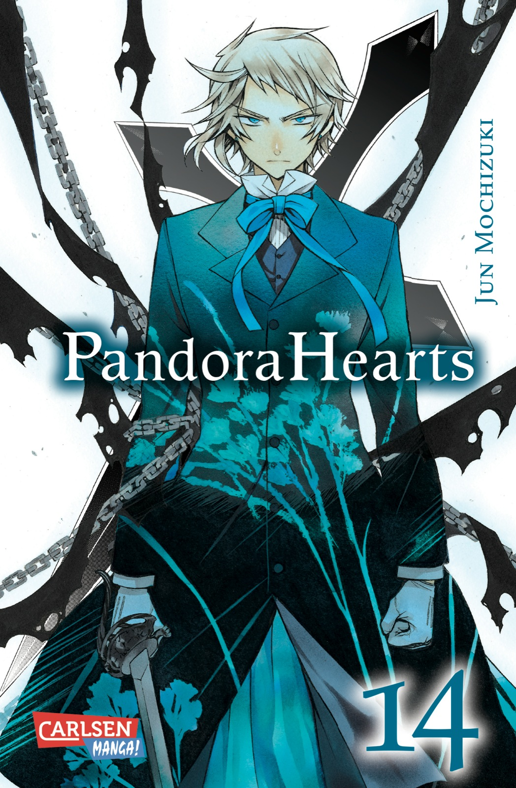 Pandora Hearts, Band 14 - Mochizuki, Jun