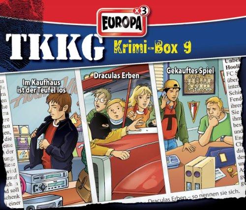 TKKG - Krimi Box: Folgen 118 / 140 / 151 [3er Box]
