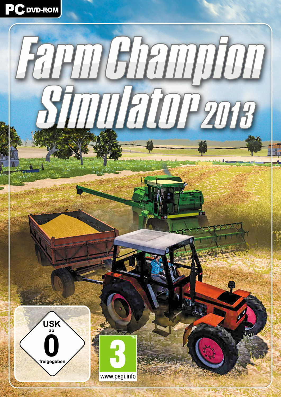 Farm Champion Simulator 2013