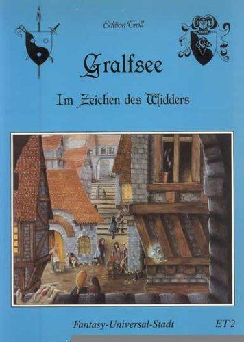 Gralfsee - Im Zeichen des Widders. Fantasy-Stadt - Truant, Mario