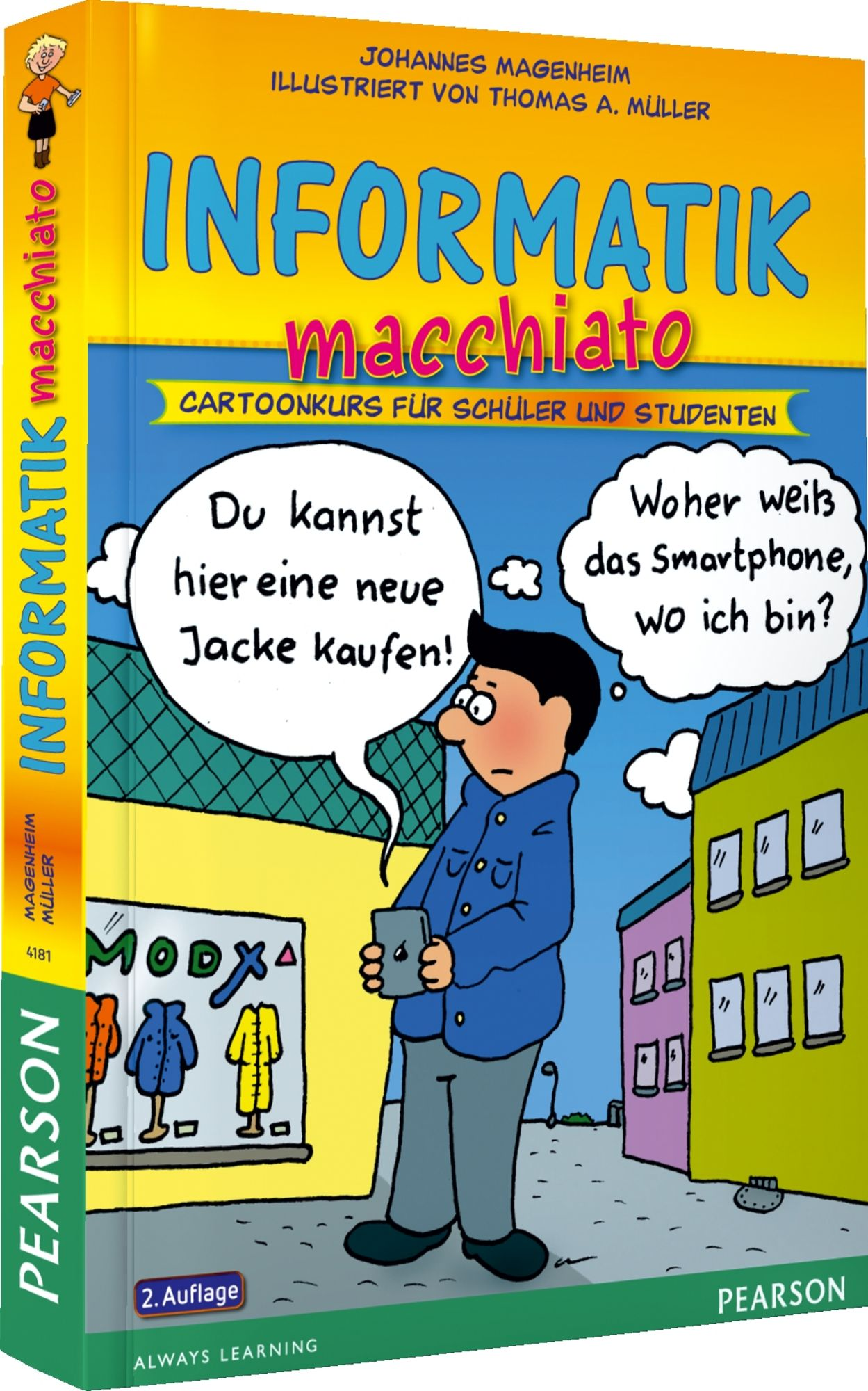 Informatik macchiato - Informatik macchiato: Ca...