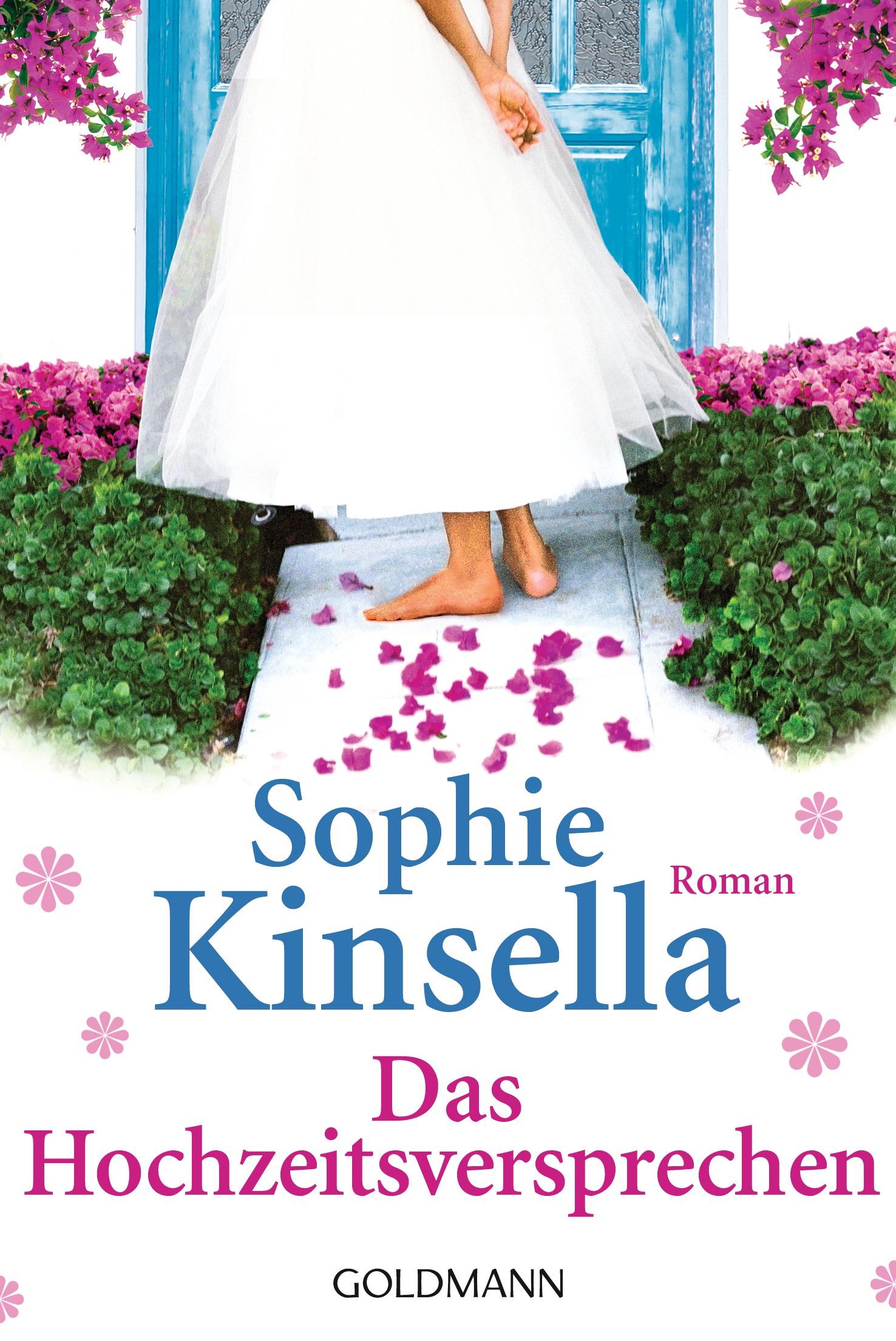 Das Hochzeitsversprechen - Sophie Kinsella