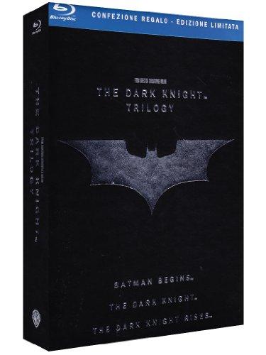 The dark knight trilogy (edizione tiratura limi...