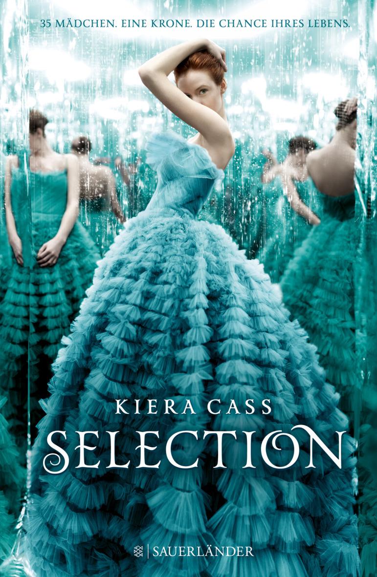 Selection: Band 1 - Kiera Cass [Gebundene Ausgabe]