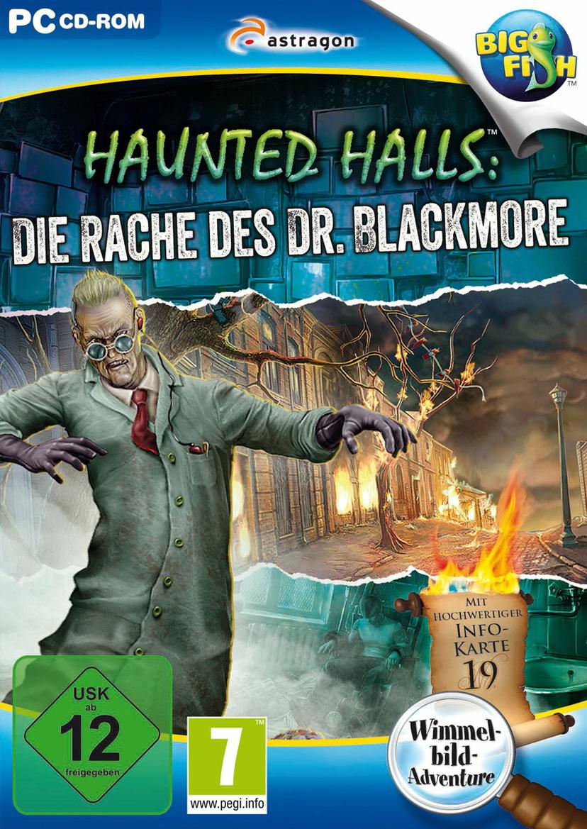 Haunted Halls: Die Rache des Dr. Blackmore [inkl. Infokarte]