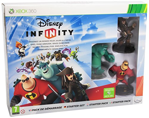Disney Infinity [Starter-Set inkl. Portal, 3 Fi...