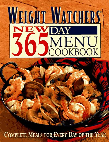 New 365-Day Menu Cookbook - Weight Watchers