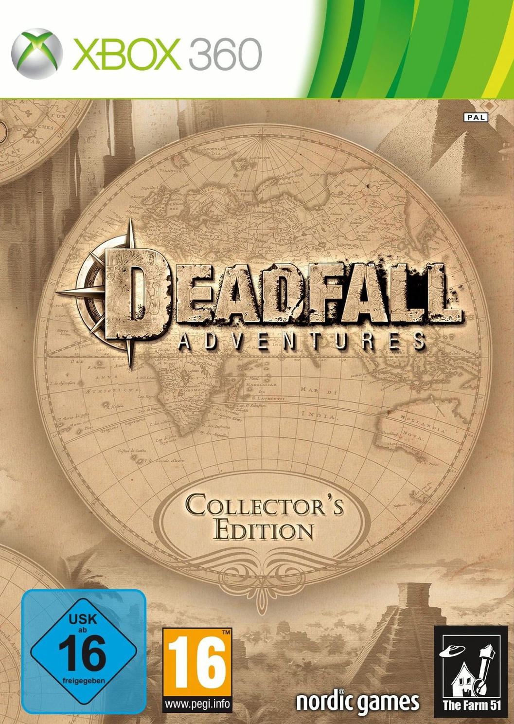 Deadfall Adventures [Collector´s Edition, Sound...