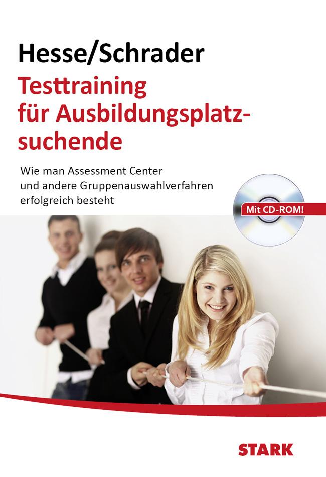 Testtraining für Ausbildungsplatzsuchende: Wie ...