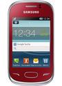 Samsung S3800W Rex70 10MB flamingo red