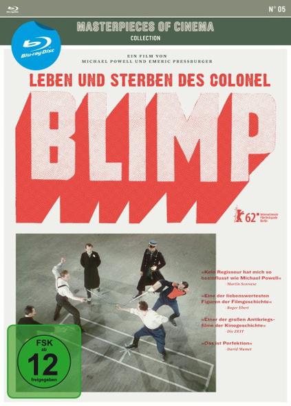 Leben und Sterben des Colonel Blimp [Masterpieces of Cinema Edition]