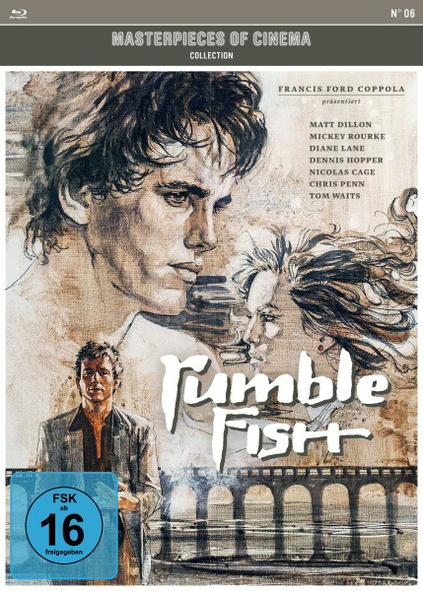 Rumble Fish [Masterpieces of Cinema Collection]