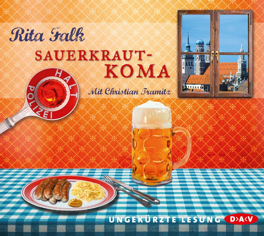 Sauerkrautkoma - Rita Falk [6 Audio CDs; Ungekürzte Lesung]
