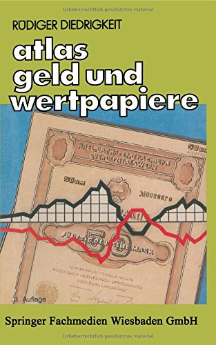 Atlas Geld und Wertpapiere. Handel der Banken m...