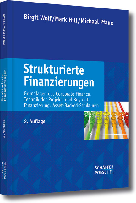 Strukturierte Finanzierungen: Grundlagen des Co...