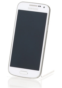 samsung i9195 galaxy s4 mini 8gb white frost gebraucht kaufen. Black Bedroom Furniture Sets. Home Design Ideas