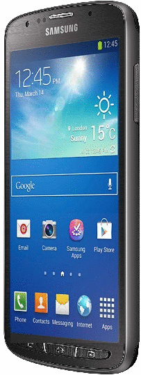 Samsung I9295 Galaxy S4 Active 16GB grau