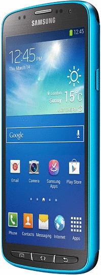 Samsung I9295 Galaxy S4 Active 16GB blau