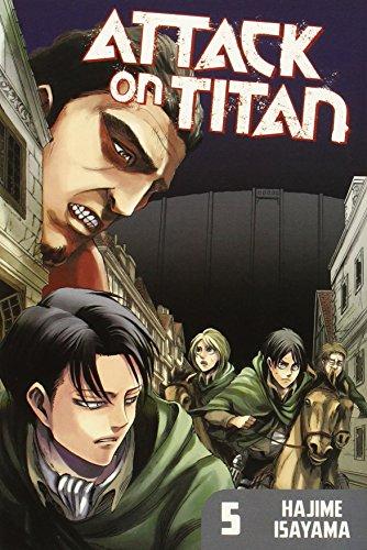 Attack on Titan 5 - Hajime Isayama [Englische Ausgabe]