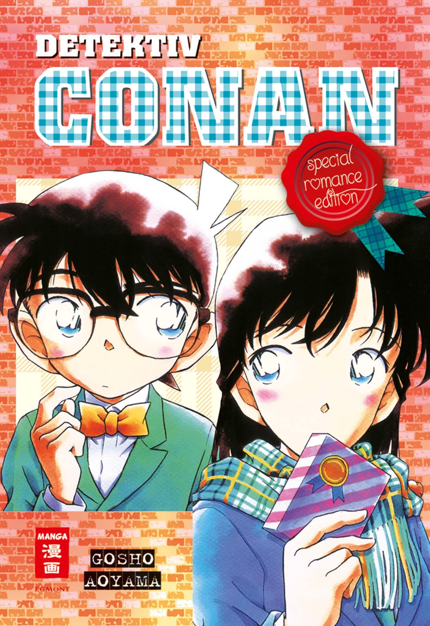 Detektiv Conan Special Romance Edition - Aoyama, Gosho