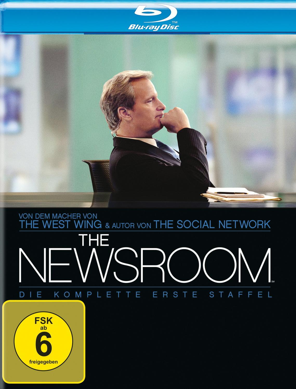 Newsroom - Staffel 1