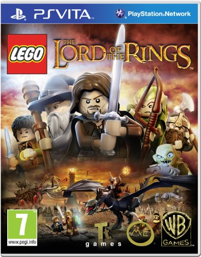 LEGO Lord Of The Rings Game [Internationale Ver...