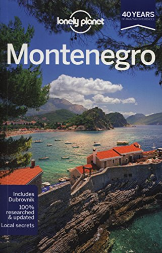 Montenegro (Travel Guide) - Dragicevic, Peter