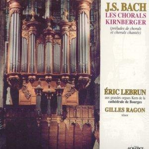 Lebrun,Eric - Kirnberger Choräle