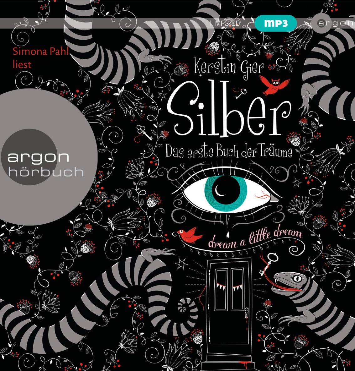 Silber - Das erste Buch der Träume - Gier, Kerstin