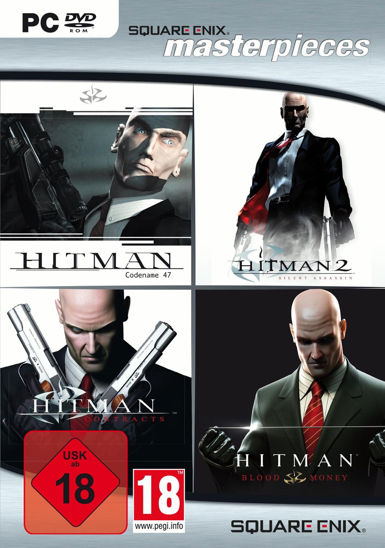 Hitman Quadrology [Square Enix Masterpieces]