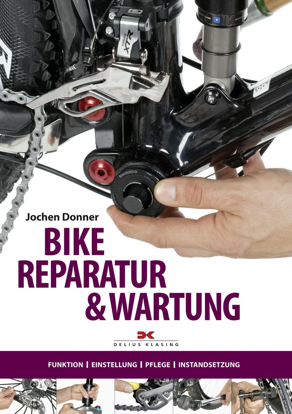 Bike-Reparatur und Wartung - Jochen Donner