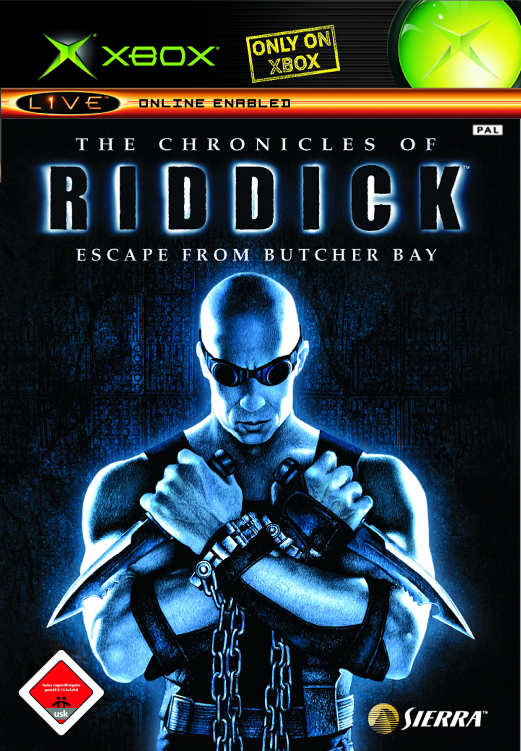 The Chronicles of Riddick - Escape from the But...