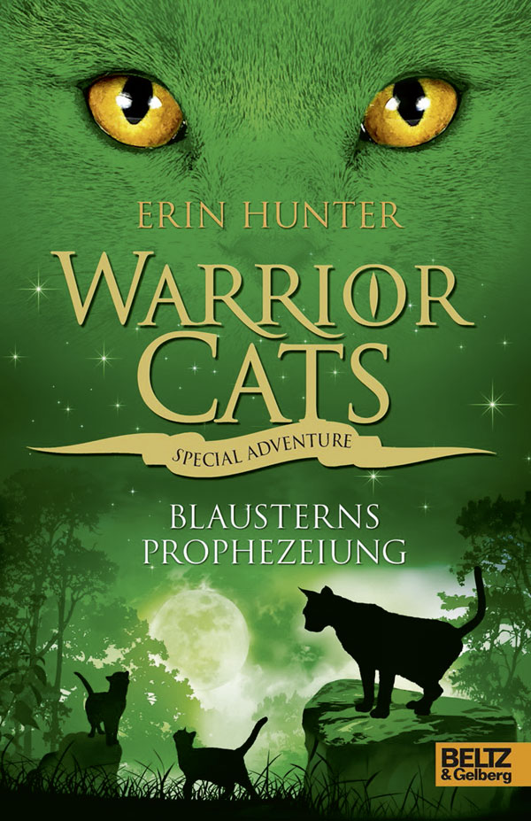 Warrior Cats - Special Adventure: Blausterns Prophezeiung - Erin Hunter