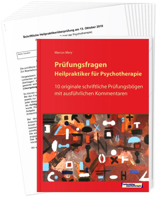 Prüfungsfragen Heilpraktiker für Psychotherapie...